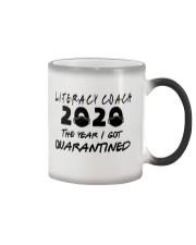 LITERACY COACH Color Changing Mug thumbnail