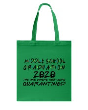MIDDLE SCHOOL GR Tote Bag thumbnail