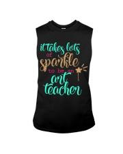 ART TEACHER Sleeveless Tee thumbnail