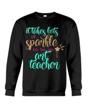 ART TEACHER Crewneck Sweatshirt thumbnail