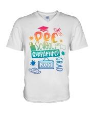 PRESCHOOL GRAD 2020 V-Neck T-Shirt thumbnail