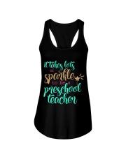 PRESCHOOL TEACHER Ladies Flowy Tank thumbnail