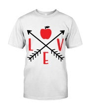 LOVE APPLE Classic T-Shirt front