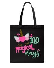 100 MAGICAL DAYS Tote Bag thumbnail