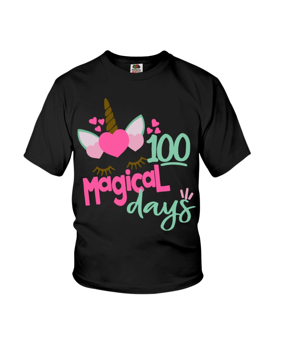 100 MAGICAL DAYS Youth T-Shirt