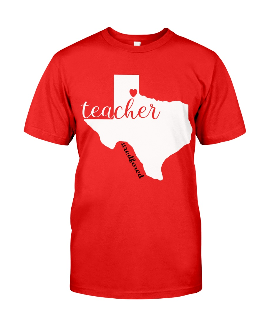 REDFORED TEXAS Classic T-Shirt