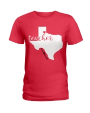 REDFORED TEXAS Ladies T-Shirt thumbnail