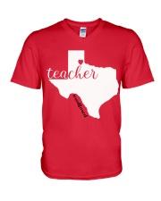 REDFORED TEXAS V-Neck T-Shirt thumbnail