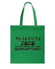 HS SENIORS  Tote Bag thumbnail