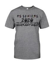 HS SENIORS  Classic T-Shirt front