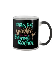 2ND GRADE TEACHER SPARKLE Color Changing Mug thumbnail