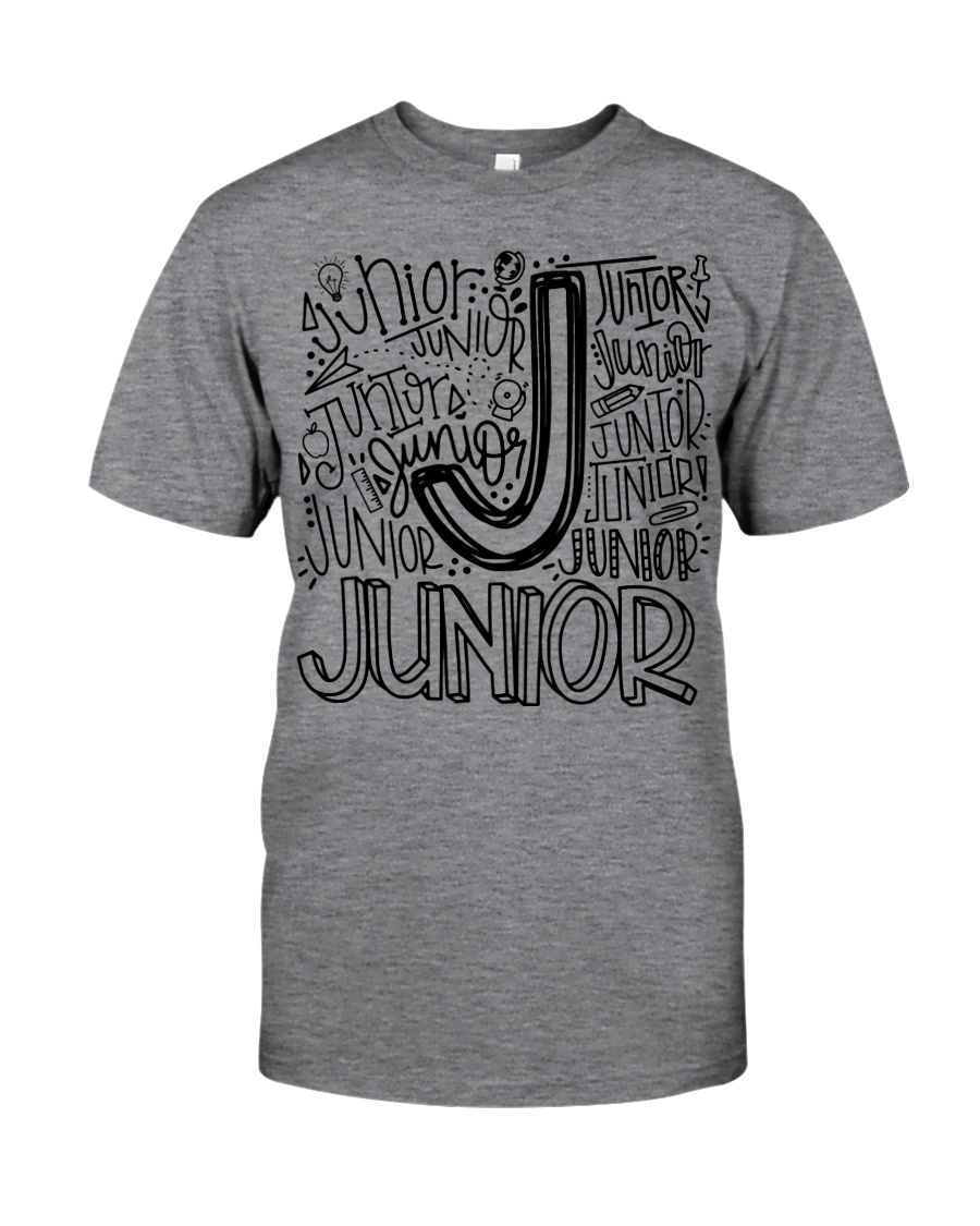 JUNIOR TYPOGRAPHY Classic T-Shirt