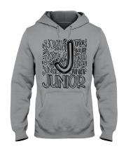 JUNIOR TYPOGRAPHY Hooded Sweatshirt thumbnail