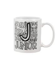JUNIOR TYPOGRAPHY Mug thumbnail