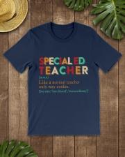 SPECIAL ED TEACHER Classic T-Shirt lifestyle-mens-crewneck-front-18
