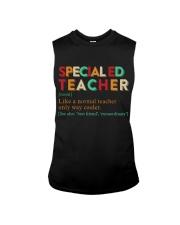 SPECIAL ED TEACHER Sleeveless Tee thumbnail