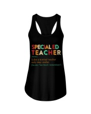SPECIAL ED TEACHER Ladies Flowy Tank thumbnail