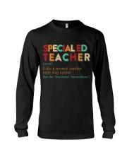 SPECIAL ED TEACHER Long Sleeve Tee thumbnail