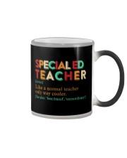 SPECIAL ED TEACHER Color Changing Mug thumbnail