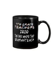 4TH GRADE QUARANTEACH Mug thumbnail