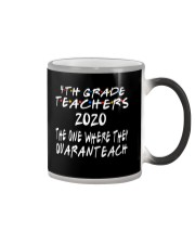 4TH GRADE QUARANTEACH Color Changing Mug thumbnail