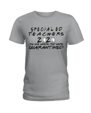 SPED  Ladies T-Shirt thumbnail