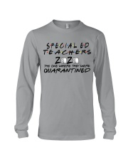 SPED  Long Sleeve Tee thumbnail