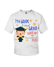 7TH GRADE Youth T-Shirt front