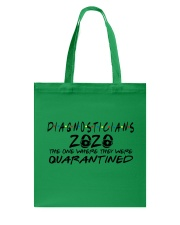DIAGNOSTICIANS Tote Bag thumbnail