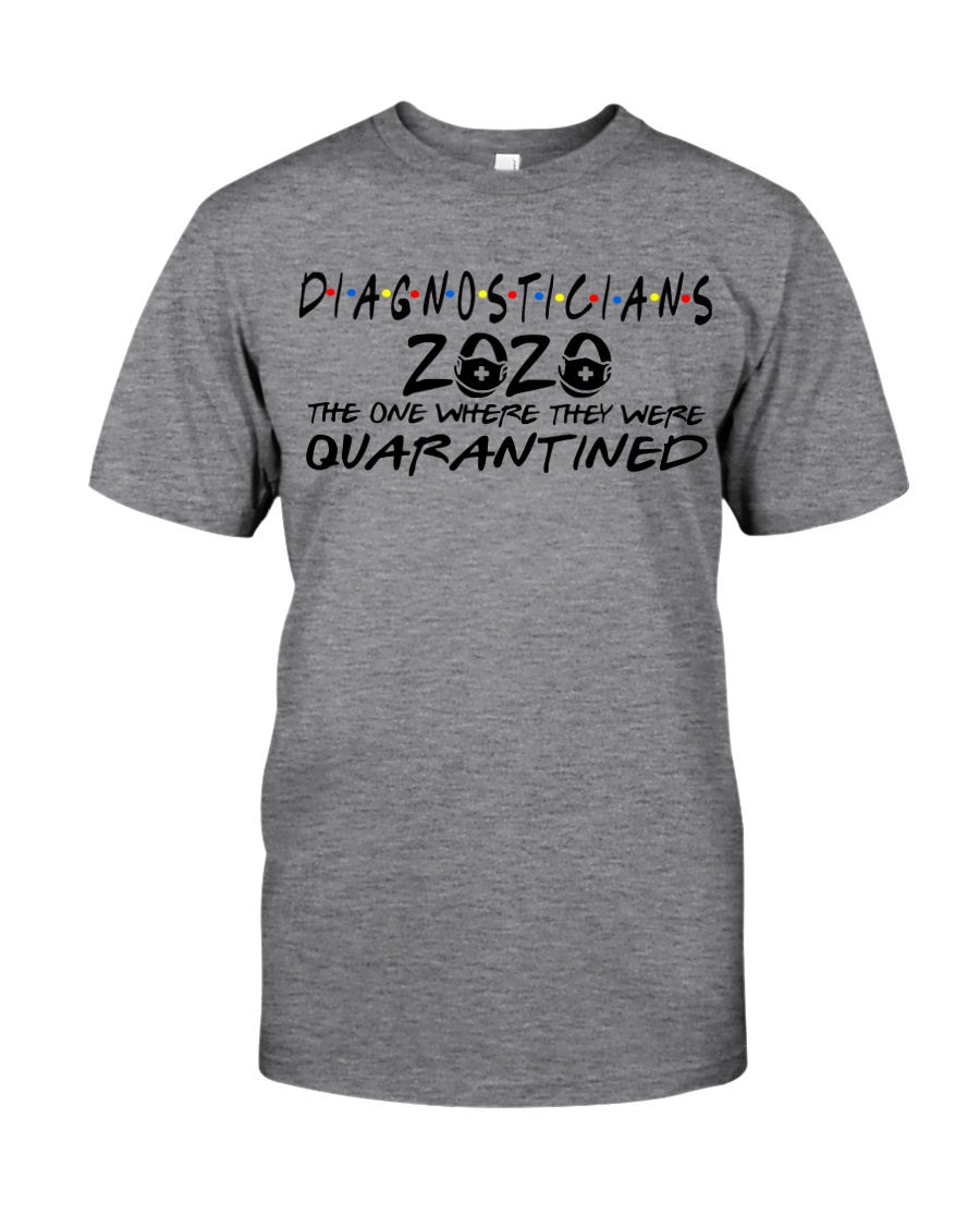 DIAGNOSTICIANS Classic T-Shirt