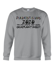 DIAGNOSTICIANS Crewneck Sweatshirt thumbnail
