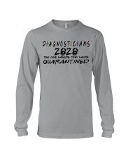 DIAGNOSTICIANS Long Sleeve Tee thumbnail