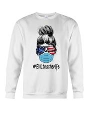 ENL 2020 LIFE Crewneck Sweatshirt thumbnail