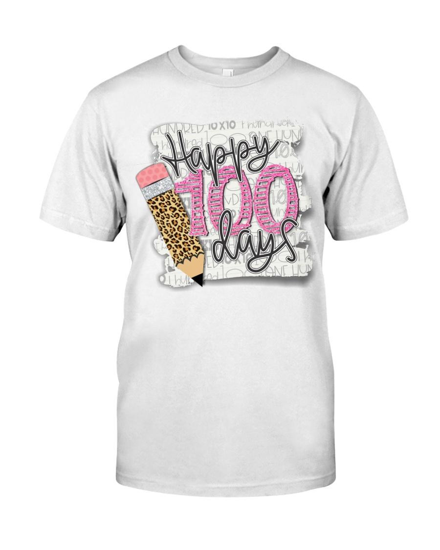 HAPPY 100 DAYS Classic T-Shirt