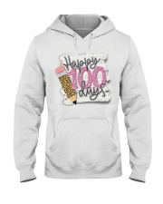 HAPPY 100 DAYS Hooded Sweatshirt thumbnail