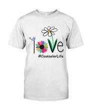 LOVE COUNSELOR LIFE Classic T-Shirt thumbnail