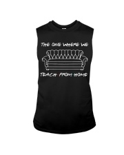 TEACH FROM HOME Sleeveless Tee thumbnail