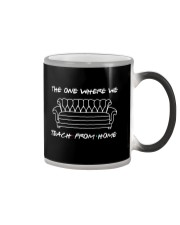 TEACH FROM HOME Color Changing Mug thumbnail