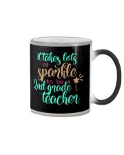 2ND GRADE TEACHER Color Changing Mug thumbnail