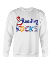 READING ROCKS Crewneck Sweatshirt thumbnail