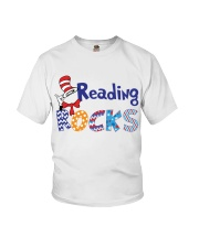 READING ROCKS Youth T-Shirt thumbnail