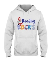 READING ROCKS Hooded Sweatshirt thumbnail