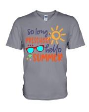 PRESCHOOL V-Neck T-Shirt thumbnail