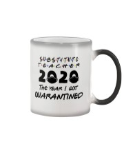 SUBSTITUTE Color Changing Mug thumbnail