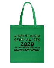 LIBRARY MEDIA SPECIALISTS Tote Bag thumbnail
