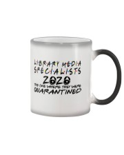 LIBRARY MEDIA SPECIALISTS Color Changing Mug thumbnail
