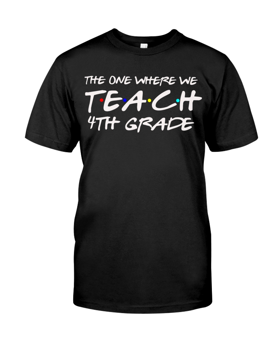 FOURTH GRADE Classic T-Shirt