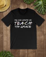 FOURTH GRADE Classic T-Shirt lifestyle-mens-crewneck-front-18