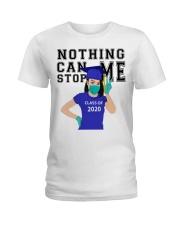 ROYAL BLUE - NOTHING CAN STOP ME Ladies T-Shirt thumbnail