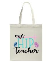 ONE HIP TEACHER Tote Bag thumbnail